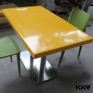 Kkr Customized Restaurant Cafe Bistro Chair and Table pictures & photos