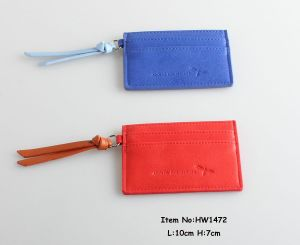 2018 Fashion Women PU Leather Wallet (HW1472) pictures & photos