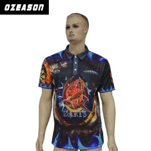 Fashion Design Good Quality Customized Design Golf Polo T Shirt pictures & photos