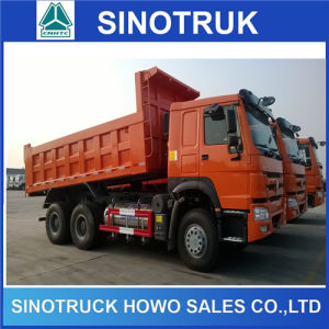 30ton HOWO 6X4 371HP Mining Dump Truck From China pictures & photos