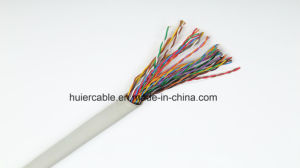 Factory Price Telephone Cable Cat3 with Copper CCA Conductor pictures & photos