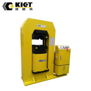 Kiet Steel Wire Rope Swaging Machine for Purchase pictures & photos