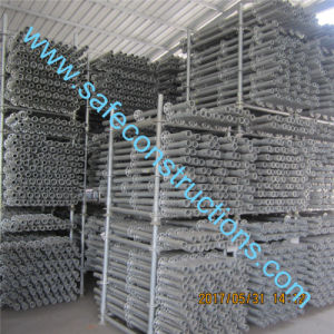 Safe SGS Qualified Scaffold for Construction pictures & photos