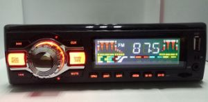 Nice Model Univeral 1 DIN Car Radio MP3 Player with FM/USB/SD pictures & photos