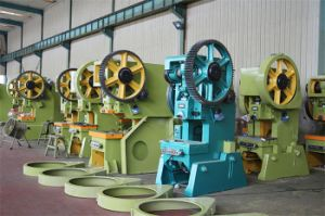 J21s-80t Sheet Metal Press Machine Mechanical Punch Machine Price pictures & photos