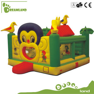 Interesting Ocean Theme Kids Inflatable Bouncer Slide for Sale pictures & photos