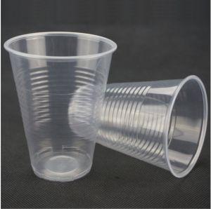 Low Cost 16oz Transparent Disposable Plastic Cup Without Lid pictures & photos