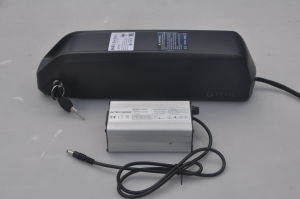New 48V 14ah Hl04 Lithium Battery Back Li-ion Battery Ebike Battery Down Mounted Battery Power Rechargeable Battery with Switch by 13s4p with Ga Cells pictures & photos