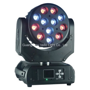 Vello LED Wash Beam RGBW Moving Head Stage Light (LED XP200) pictures & photos