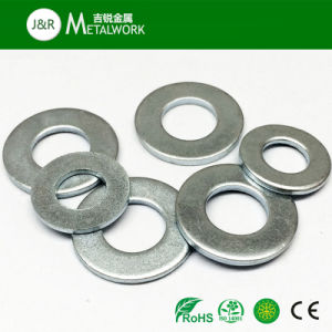 Customized Stamping Carbon Steel Bracket Flat Washer pictures & photos