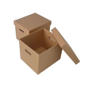 Recycle Carton Box Packaging Box Corrugated Shipping Box pictures & photos