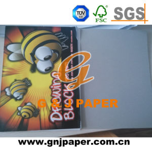 Competitive Price White Wood Pulp Sketch Book Used on Sketching pictures & photos