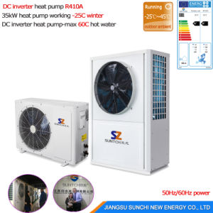 10kw/15kw/20kw/25kw Ground Source Geothermal Heat Pump Water Heater pictures & photos