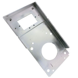 Sheet Metal Part of Machine Cover with Zn Plated pictures & photos