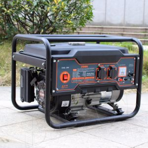 Bison 2000 Watt Hand Start Small Gasoline 2kVA Generator Price pictures & photos