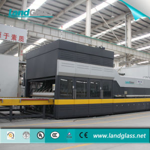 Landglass CE Jet Convection Full Automatic Flat Glass Tempering Line pictures & photos