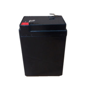 Hot Sale VRLA Battery 6V 4ah for Baby Toys pictures & photos