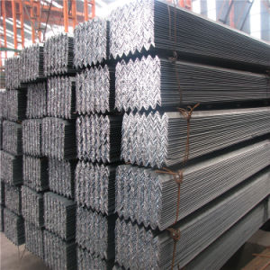 China High Quality Hot Rolled Steel Angle Bar pictures & photos