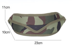 Woodland Camo Airsoft X800 Tactical Sunglasses with 3 Lens Goggles pictures & photos