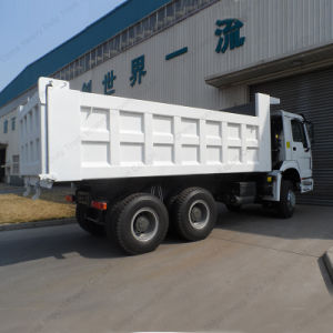 HOWO 6X4 30-50 Tons Rhd/LHD Brand New Dump Trucks pictures & photos