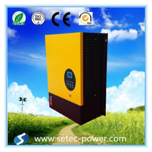 55kw Solar Pumping System Solar Inverter to Drive AC Pump with MPPT pictures & photos