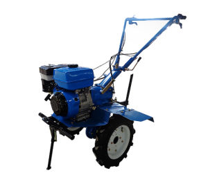 Low Fuel Consumption Diesel Mini Tiller with High Efficency