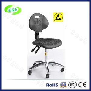 ESD PU Low Cleanroom Chair - Black pictures & photos