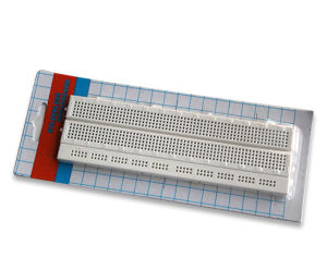 740 Points Solderless Breadboard for Experiment