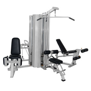Free Weight Fitness Multi 5 Station Commercial Use Gym Equipment pictures & photos