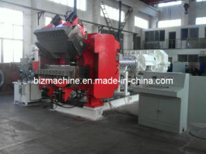 pin-barrel cold feed rubber extruder machinery pictures & photos