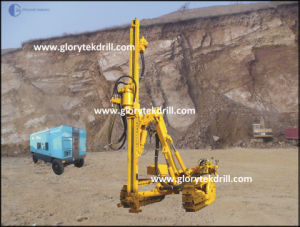 CL351 Crawler Pneumatic Down Hole Drilling Rig pictures & photos