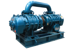 TRR Type High Pressure Roots Blower ( two stage) pictures & photos