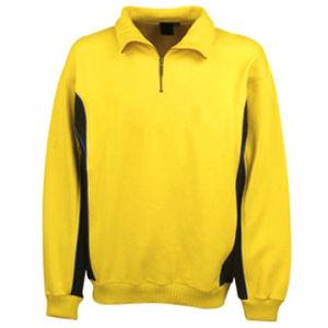 Sports Type Plain Fleece Men′s Sweatshirt pictures & photos