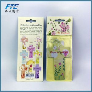 Cheap Car Paper Air Freshener for Promotional Gifts pictures & photos