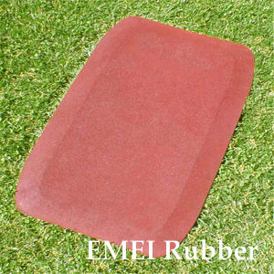 Rubber Swing Mats/ Playground Wear Mats pictures & photos