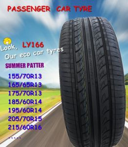 Car Tyre, Radial Tyre, Passenger Car Tyre PCR Ly166 Constancy Brand pictures & photos
