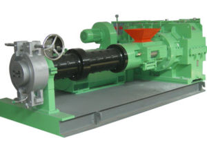 Rubber Cold Feed Extruder