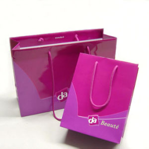 Manufacturer and Exporter of Any Kinds of Customized Paper Bag with Low Price (YY--B0328) pictures & photos