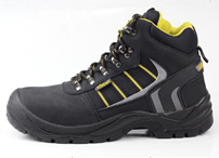 Hiking Safety Boot with Steel Toe Cap (SN1506) pictures & photos