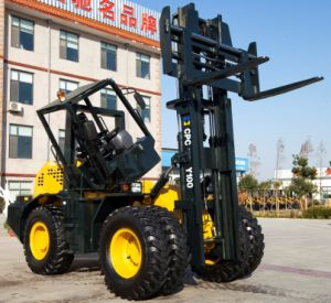 5t Diesel Forklift Cpcy50 pictures & photos