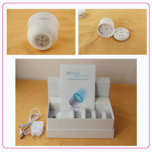 Hottest Home Use LED Skin Rejuvenation 4 Color LED Light Therapy Machine with 2 Degree Vibration pictures & photos