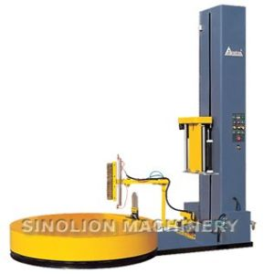 Power Pre-Stretch Wrapping Machine - Making Outer Package Professional and Beautiful pictures & photos