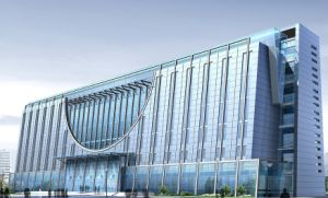 Low-E Insulated Glass Curtain Wall with CE & ISO pictures & photos