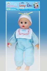 Pvc Baby Doll Toys (0914C-1)