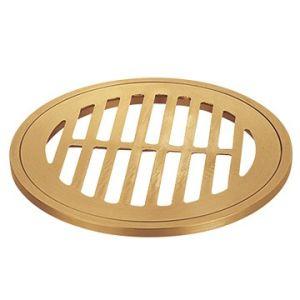 "Brass/Bronze 8"" Round Floor Drain /Floor Drain/Drain/Drainage/Bath Drain pictures & photos"