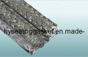 Acrylic Fiber PTFE Packing with Graphite Treated pictures & photos