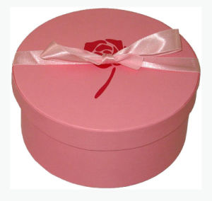 2014 Top Quality Pink Colour Round Tube Box (YY-R0001) pictures & photos
