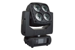 Professional 4*60W LED Moving Head Wash Stage Lights pictures & photos