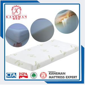Fireproof Bamboo Memory Foam Topper pictures & photos