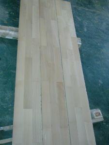 3-Strip 3-Layer Beech Engineered Wood Flooring